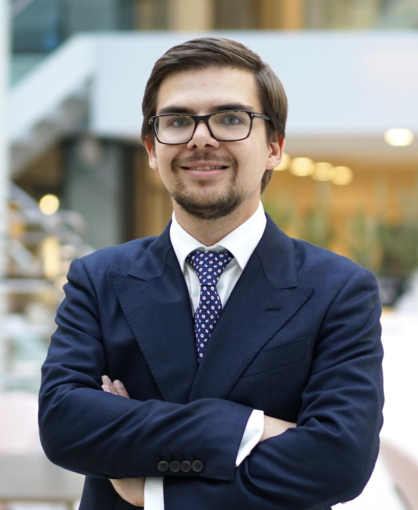 Руководитель по развитию Uber в странах Центральной и Восточной Европы Георгий Соколянский